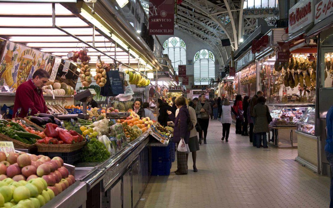 Markt in calpe